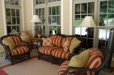 Imparting Grace: New front porch