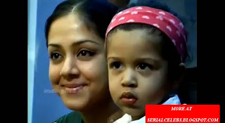 Jothika and Diya