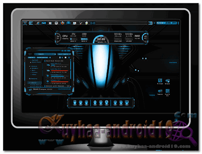 THEME WINDOWS 7 ALIENWARE EVOLUTION