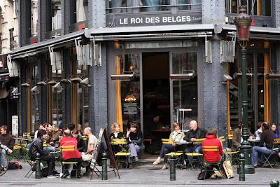 Place St G, Belgium