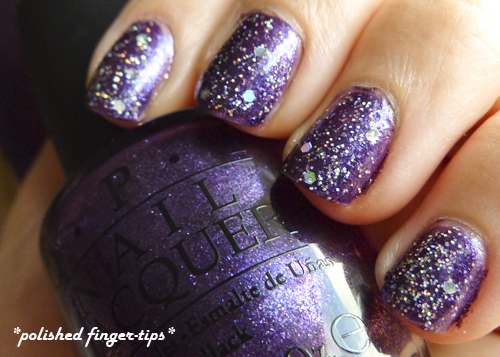 OPI Glam Slam Wimbledon set - Indirect Sunlight