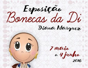 """NISA: """"BONECAS DA DI"""" EM EXPOSIÇÃO NA BIBLIOTECA MUNICIPAL"""
