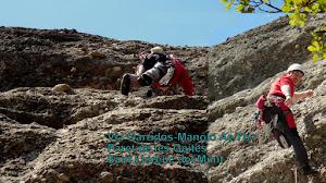 Via Garridos-Manolo Ae / 7b+