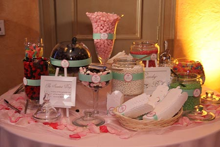The sweet sensation candy bar september promotion - Manteles para bodas ...