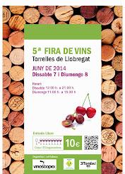 V Fira de Vins de Torrelles de Llobregat