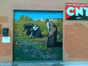 HORARIO DE APERTURA DEL LOCAL DE CNT-GRANADA: DE 6 A 9 DE LUNES A VIERNES