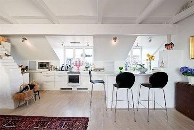 dapur cantik5 30 Ide Desain Dapur yang Cantik dan Menarik