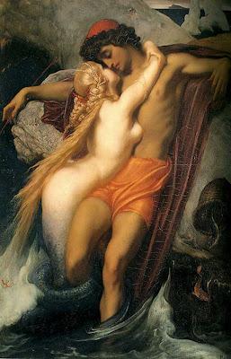 mythology, siren, redemption