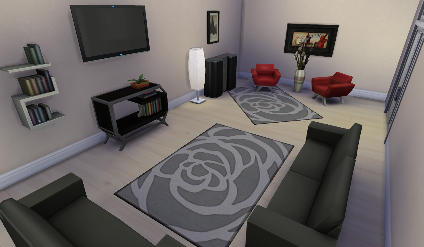 house 01 the sims 4 via sims