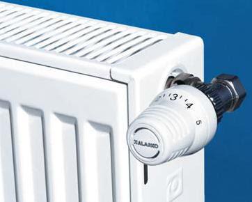 termostatik vana