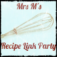Mrs M's Recipe Link Party