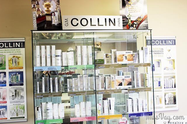 G.M. Collin produits soins
