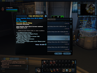 Star Trek Online - Hyper Injection Warp Core