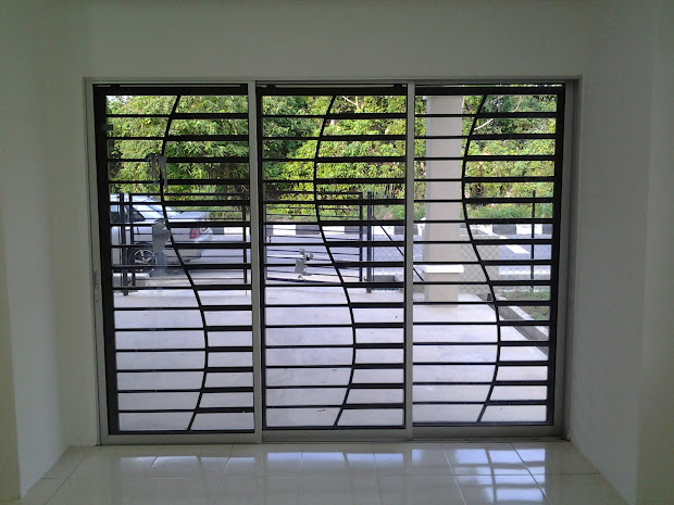 Window Grill Design