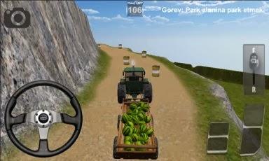 Traktör Sürme Oyunu 3D – Android İçin Traktör Simulasyonu Apk