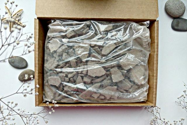 Вулканическая глина Гассул
