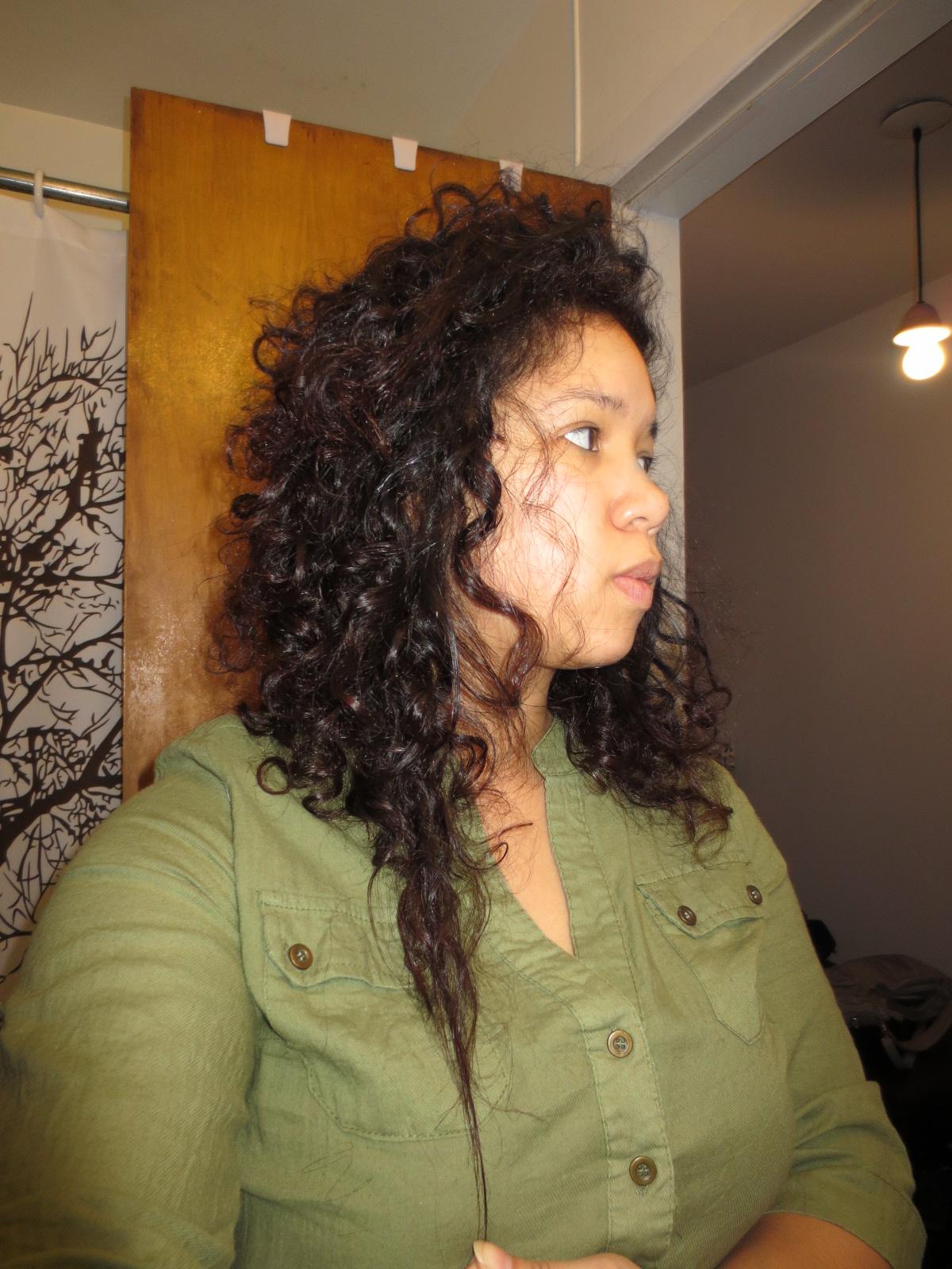 Laminirovanie le cheveu lhuile