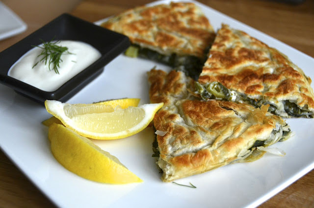 TURKISH BOREK