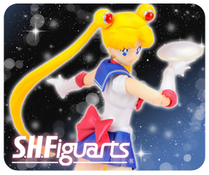 ★ S.H.Figuarts Sailor Moon
