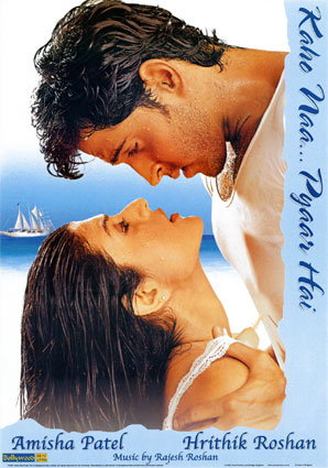 Kaho Naa Pyaar Hai (2000) Movie Poster
