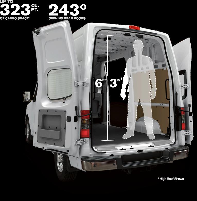 Nissan Of Sacramento >> Vacaville Nissan Fleet: 2013 Nissan NV Cargo Van - Make the Drive from Sacramento