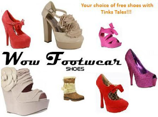 GIVE-AWAY!!! YOUR CHOICE OF SHOES!!!! WOW!!!!!!(end on 3rd october)