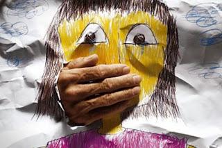 Não à violência Infantil