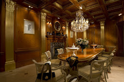 Panelling Dining Room