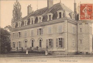 Château du Gué-la-Guette - Cour-Cheverny