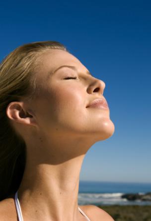 Manfaat Menghirup Nafas Panjang