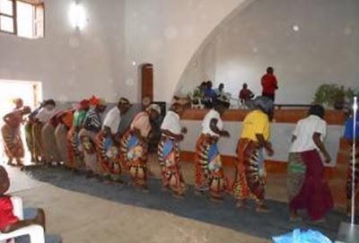 O Dia Mundial das Missões em Cuamba e Micane, Moçambique, África