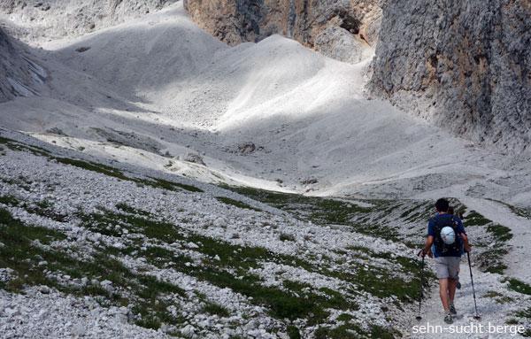 Sass Rigais Klettersteig Villnöss : Sehn sucht berge sas rigais m
