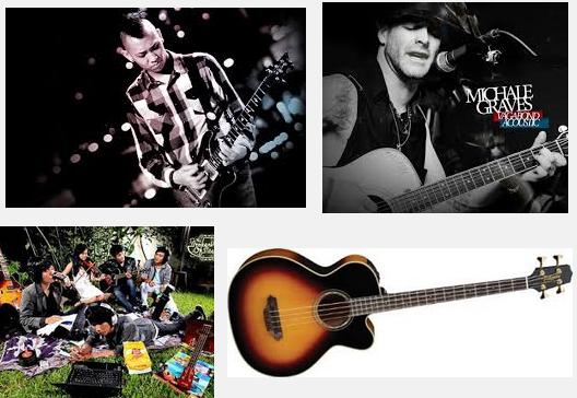 kumpulan genre musik gitar akustik