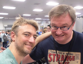 Sean Gunn and Russell Payne