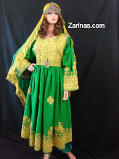 Maya's blog: Traditional Afghan Clothing