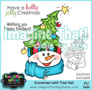 http://www.imaginethatdigistamp.com/store/p695/Snowman_with_Tree_Hat.html