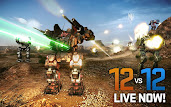 #6 MechWarrior Online Wallpaper