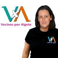 Natalia Montero, miembro de Vecinos por Algete