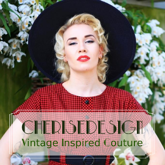 Cherise Design Vintage Inspired Couture