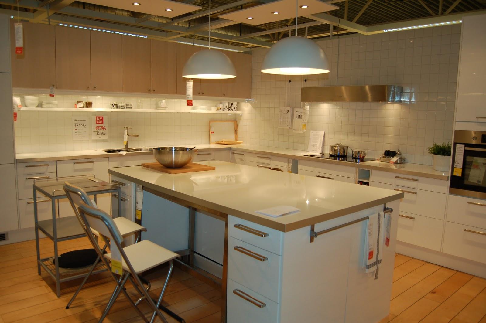 Maries interi?r blogg: IKEA KJ?KKEN