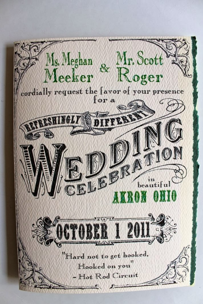 Personalized Wedding Invitation Is Becoming Very Popular For Most People  Who Want To Have Wedding Invitation That Suits With Brides And Groomu0027s  Personality.