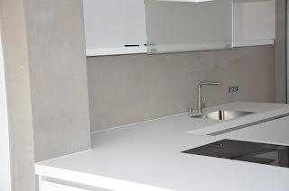 Beton Cire Küche Bulthaup, Betonküche