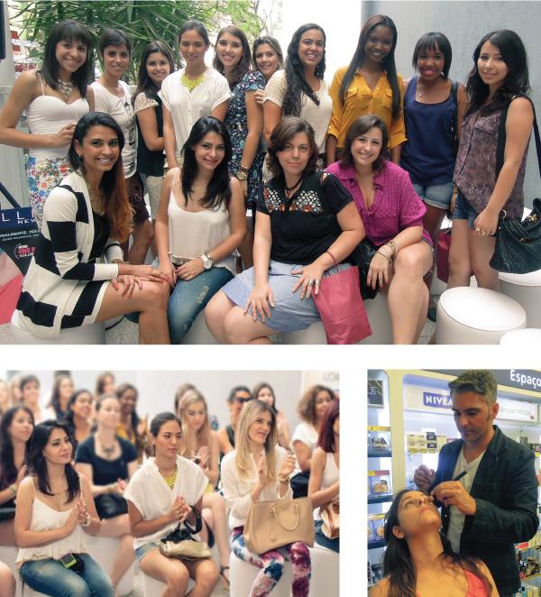 Clube das blogueiras, Barbara Urias, mês da beleza, Araújo, Alexandre mazullo
