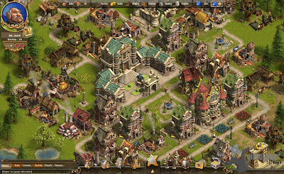 The Settlers Online 6 - F2P Web Gamez