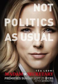 Madam Secretary Temporada 2 Poster