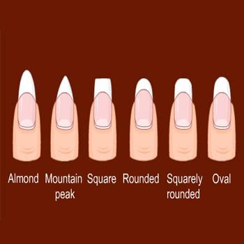 Narrow stiletto nail tips joy studio design gallery for Square narrow shape acrylic