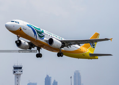 Cebu Pacific Income Increases 64% in First Half of 2015