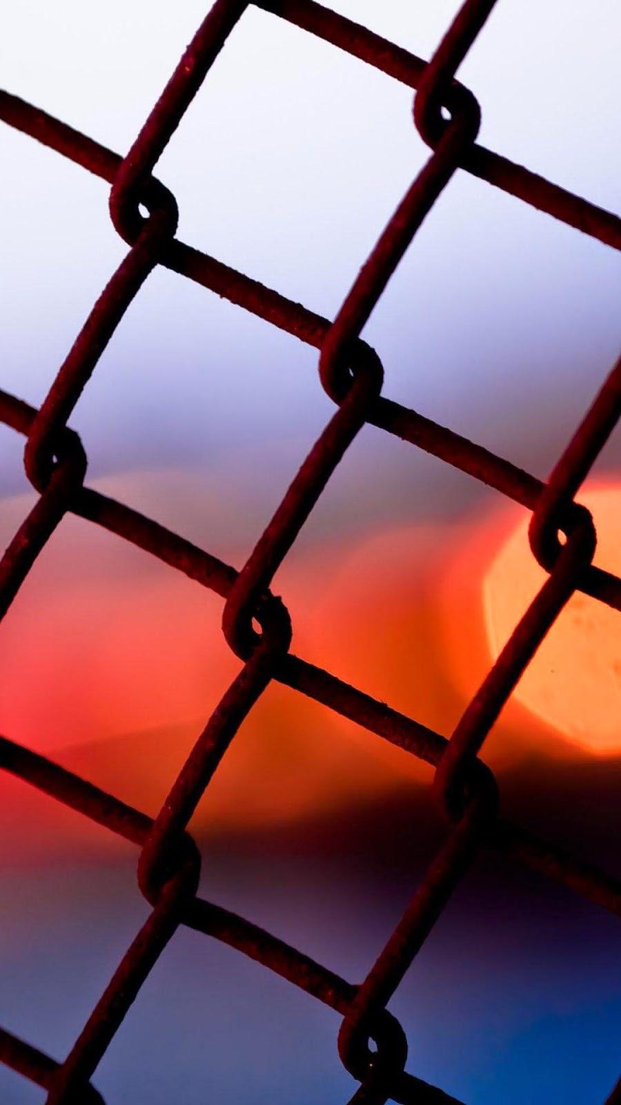 wallpaper iron fence - photo #32