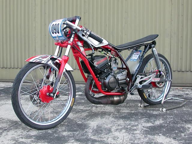 Modif Yamaha Dt