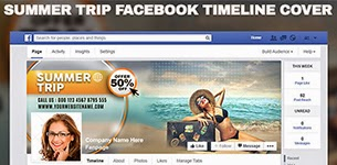 Summer Trip v3 Facebook Cover